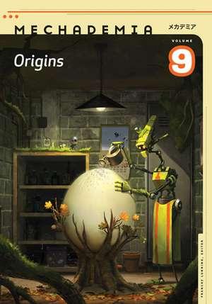 Mechademia 9: Origins de Frenchy Lunning