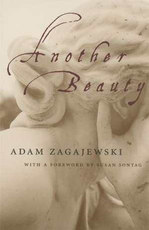 Another Beauty de Adam Zagajewski