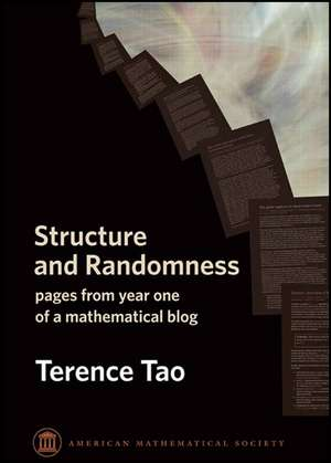 Structure and Randomness imagine