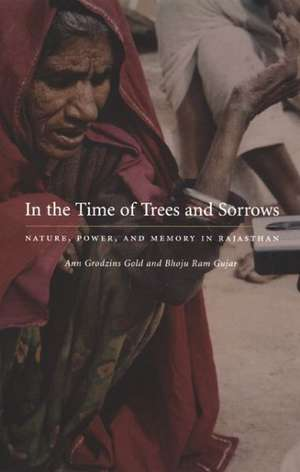 In the Time of Trees and Sorrows:  Nature, Power, and Memory in Rajasthan de Ann Grodzins Gold