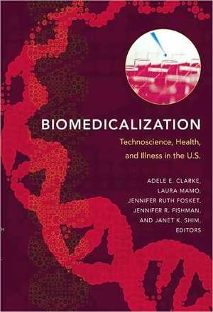 Biomedicalization imagine