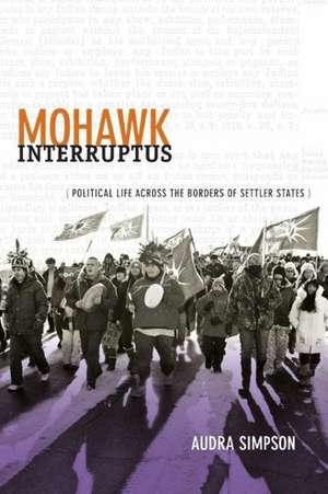 Mohawk Interruptus imagine