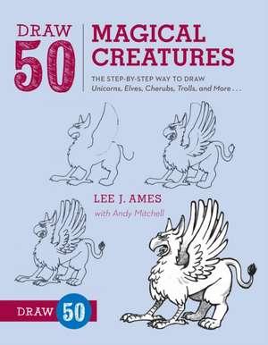 Draw 50 Magical Creatures imagine