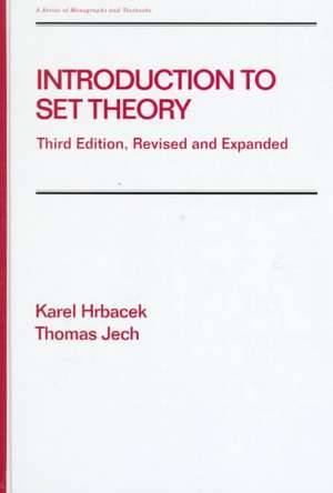 Introduction to Set Theory, Third Edition, Revised and Expanded imagine
