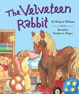 Velveteen Rabbit BB:  The Story of Noah/The Story of the Ten Commandments/The Story of Jonah/The Story of Jesus de Margery Williams