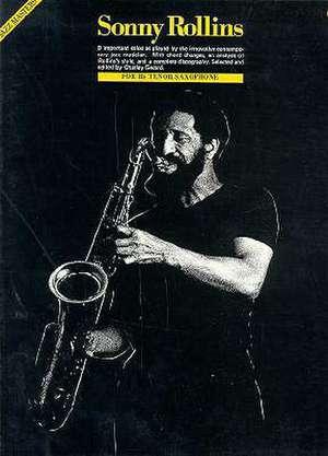 Sonny Rollins - Jazz Masters Series de Sonny Rollins