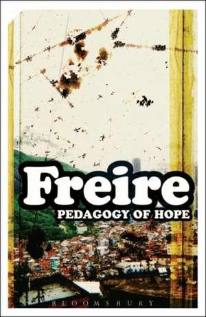 Pedagogy Of Hope