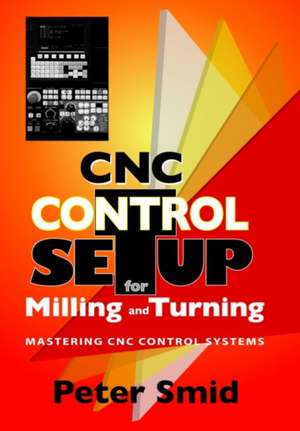 CNC Control Setup for Milling and Turning imagine