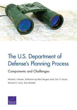 US DEPARTMENT OF DEFENSES PLANPB de Michael Mazarr