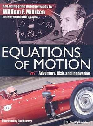Equations of Motion de William F. Milliken