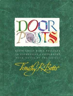 Doorposts de Timothy R. Botts
