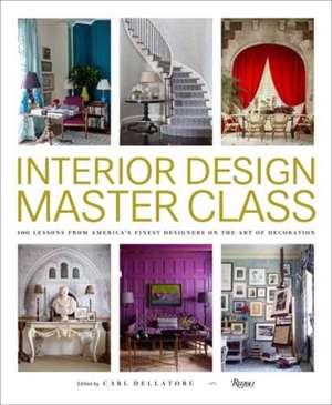 Interior Design Master Class imagine