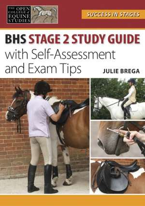 Brega, J: Essential Study Guide to BHS Stage 2 imagine