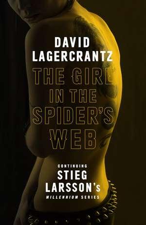 The Girl in the Spider's Web de David Lagercrantz