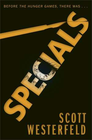 Specials de Scott Westerfeld