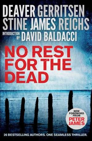 No Rest for the Dead de Jeffrey Deaver