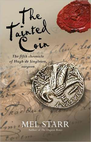 The Tainted Coin de Melvin R. Starr