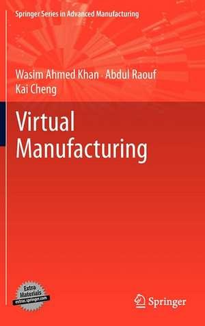 Virtual Manufacturing de Wasim Ahmed Khan