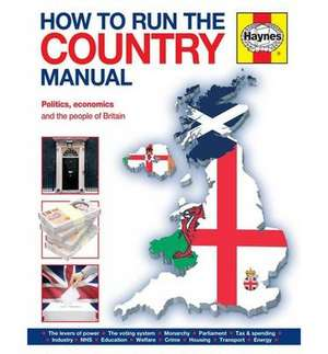 How to Run the Country Manual