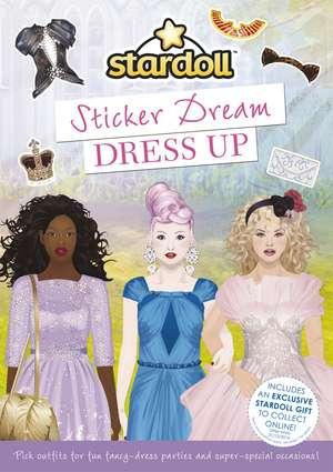 Stardoll: Stardoll: Sticker Dream Dress Up