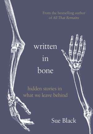 Black, P: Written In Bone imagine