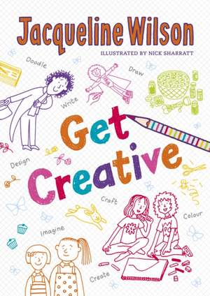 Get Creative Journal