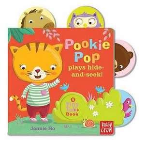 Pookie Pop Plays Hide and Seek