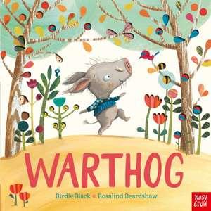 Black, B: Warthog imagine