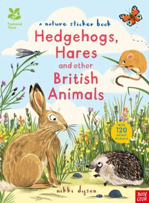 Hedgehogs, Hares and other British Animals
