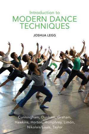 Introduction to Modern Dance Techniques imagine