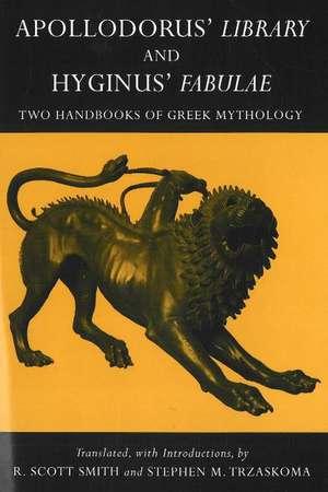 Apollodorus' Library and Hyginus' Fabulae imagine