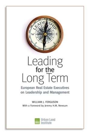 Leading for the Long Term imagine