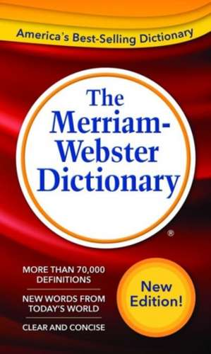 The Merriam-Webster Dictionary imagine