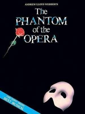 Phantom of the Opera de Andrew Lloyd Webber
