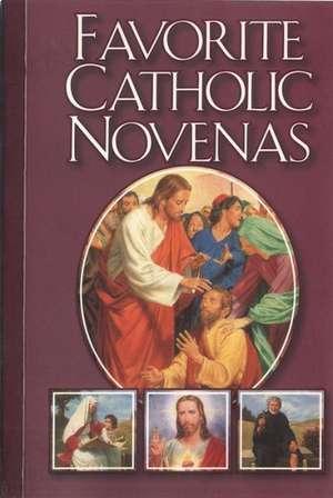 Favorite Catholic Novenas:  God's Gift of Love de William Luberoff