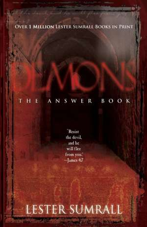 Demons the Answer Book de Lester Frank Sumrall