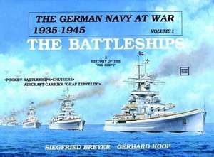 The German Navy at War imagine