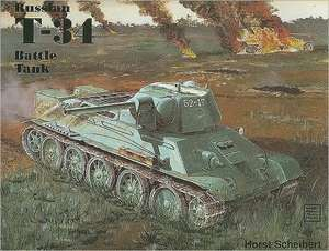 The Russian T-34 Battle Tank imagine