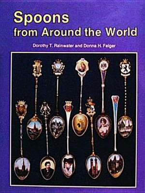 Spoons from Around the World imagine