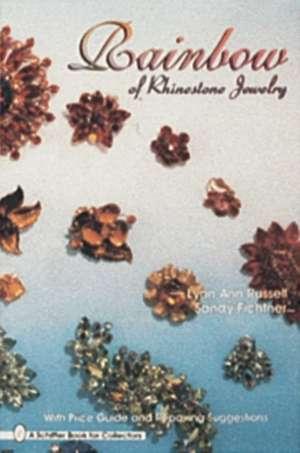 Rainbow of Rhinestone Jewelry imagine