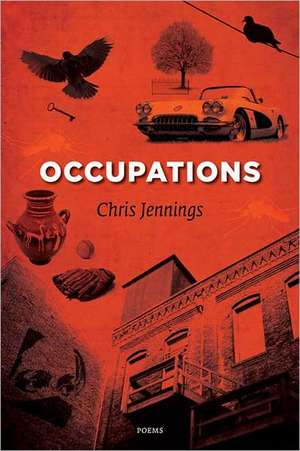 Occupations de Chris Jennings