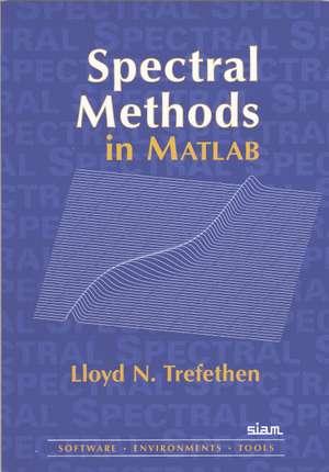 Spectral Methods in MATLAB imagine