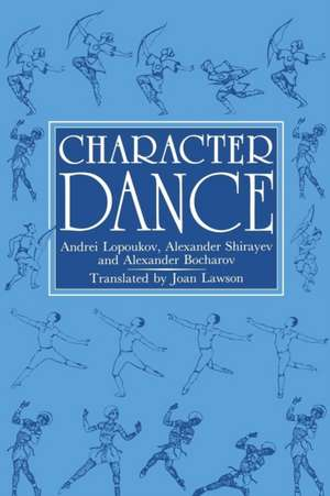 Character Dance de Andrie Lopvkohv