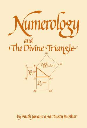 Numerology and the Divine Triangle imagine