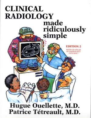 Clinical Radiology Made Ridiculously Simple de K Methold