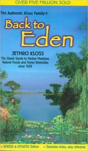 Back to Eden Mass Market Revised Edition imagine