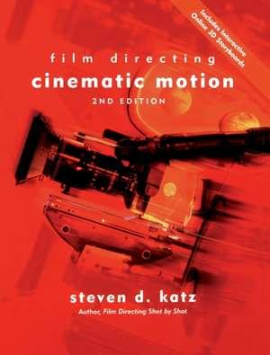 Film Directing Cinematic Motion imagine