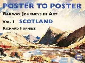 Railway Journeys in Art: Vol. 1 Scotland imagine
