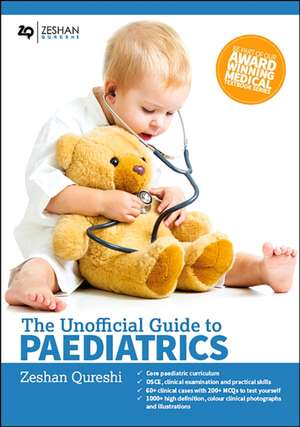 Unofficial Guide to Paediatrics