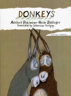 Dahimene, A: Donkeys